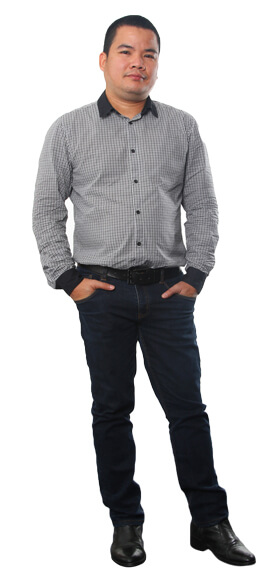 Percival Dayrit Commercial Manager