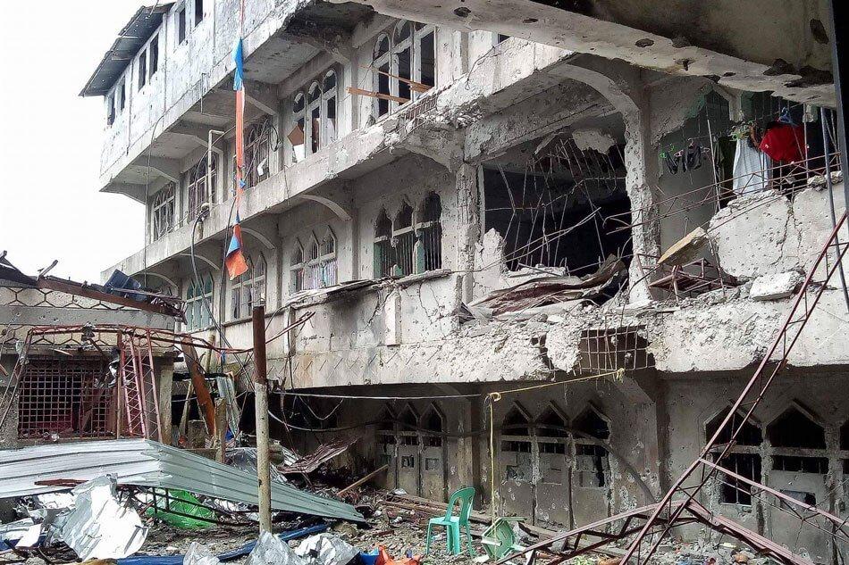 rebuild war torn marawi